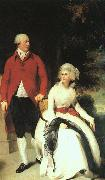 Portrait of Mr and Mrs Julius Angerstein Sir Thomas Lawrence