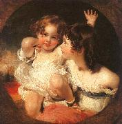 The Calmady Children Sir Thomas Lawrence