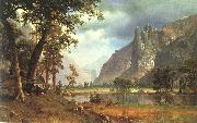 Yosemite Valley Albert Bierstadt