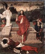 Resurrection f BOUTS, Dieric the Elder