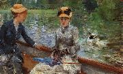 A Summer's Day Berthe Morisot