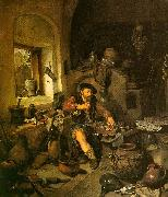 The Alchemist Cornelis Bega