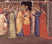 The Marriage of the Virgin fg DADDI, Bernardo