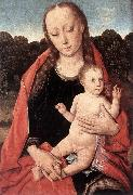 The Virgin and Child Panel Dieric Bouts