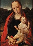 The Virgin and Child Dieric Bouts