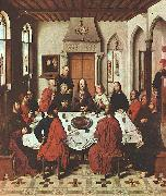 The Last Supper Dieric Bouts
