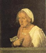 Old Woman dhjd Giorgione