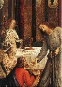 The Institution of the Eucharist (detail) sg JOOS van Wassenhove