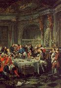 The Oyster Lunch Francois de Troy