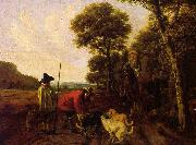 Hunters and Dogs Ludolf de Jongh