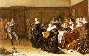 Dancing Party Pieter Codde