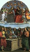 Coronation of the Virgin Raphael