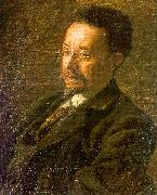 Portrait of Henry Ossawa Tanner Thomas Eakins