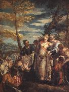 The Finding of Moses aer VERONESE (Paolo Caliari)