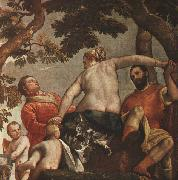 The Allegory of Love: Unfaithfulness wet VERONESE (Paolo Caliari)