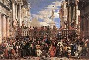 The Marriage at Cana er VERONESE (Paolo Caliari)