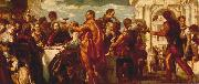 The Marriage at Cana  r VERONESE (Paolo Caliari)