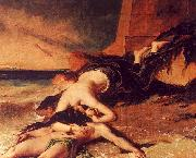 Hero and Leander 1 William Etty
