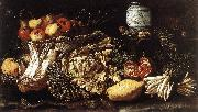 Still-life with Fruit, Vegetables and Animals f SALINI, Tommaso