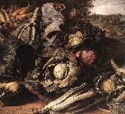 Vegetable Still-Life er SNYDERS, Frans