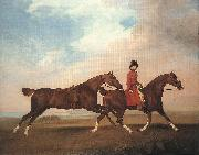 William Anderson with Two Saddle-horses er STUBBS, George