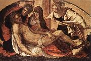 The Deposition ar TINTORETTO, Jacopo