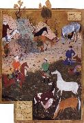 King Darius and the Herdsman Bihzad