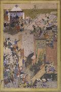 Capture of a city Bihzad
