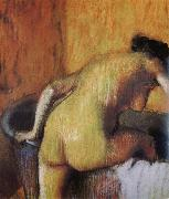 Balneation Edgar Degas