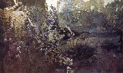 Morning Mikhail Vrubel