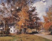 Autumn Afternoon Oliver Dennett Grover