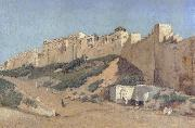 The Casbah of Algiers Alphonse Asselbergs