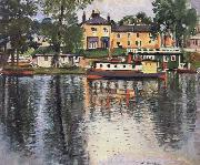 Reflections,Balloch George Leslie