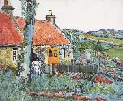Cottage,Near Largo George Leslie