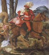 The Knight the Young Girl and Death Hans Baldung Grien