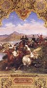 The Battle Below the hills of Affroun Horace Vernet