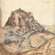 The Castle and Town of Arco Andrea Mantegna