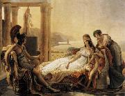 Dido and Aeneas Baron Pierre Narcisse Guerin