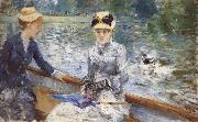 Summer-s Day Berthe Morisot