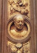 Self-portrait Lorenzo Ghiberti