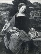 The Virgin and child MASTER of Female Half-length