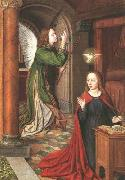 The Annunciation Master of Moulins