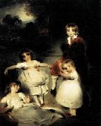 Portrait of the Children of John Angerstein Sir Thomas Lawrence