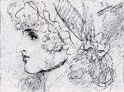 Sarah Siddons in Her Prime Sir Thomas Lawrence