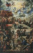The Voluntary Subjugation of the Provinces TINTORETTO, Jacopo