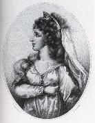 Sarah Siddons in the Grecian Daughter Thomas Trotter
