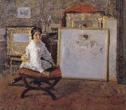 Did you speak to me William Merrit Chase