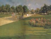 Prospect Park Brooklyn William Merrit Chase