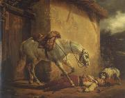 The angerschossene trumpeter Horace Vernet