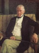 Artist-s father Edgar Degas